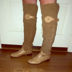 Pierre Dumas Over the Knee Boots